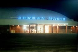 Jordan Marsh at Night